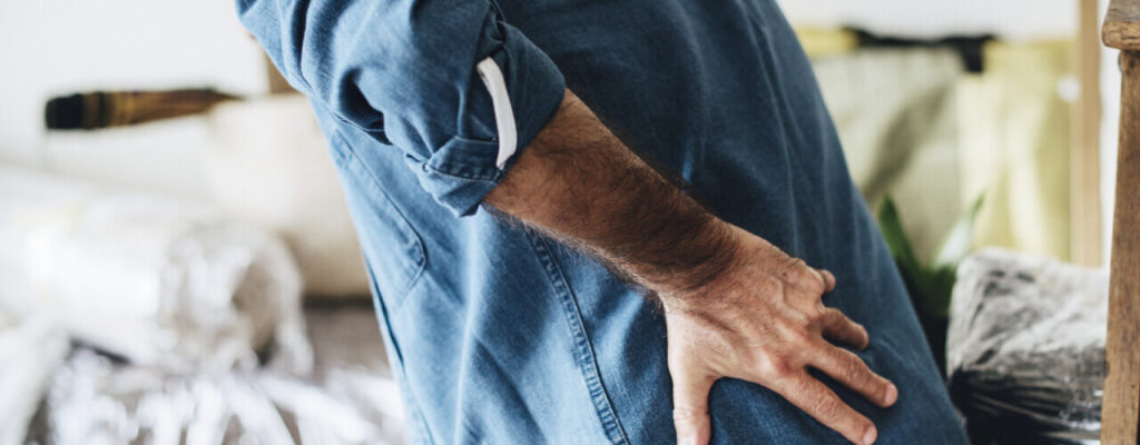 Chronic Pain Can Make Daily Life Problematic - Physiotherapy is the Solution