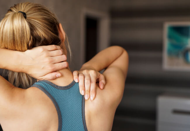 Find Relief for Persistent Neck Pain with Physiotherapy